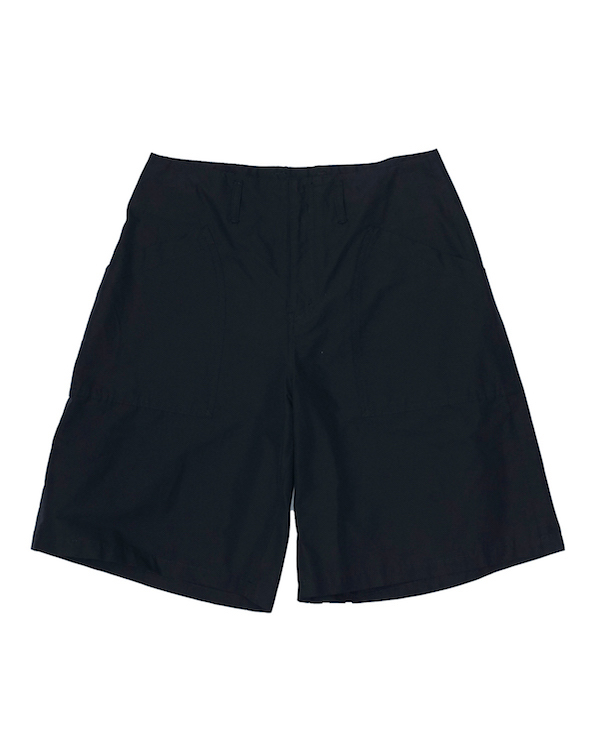 Name. COTTON / POLYESTER WIDE SHORTS