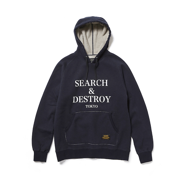 ROUGH AND RUGGED CHAMP HOODED