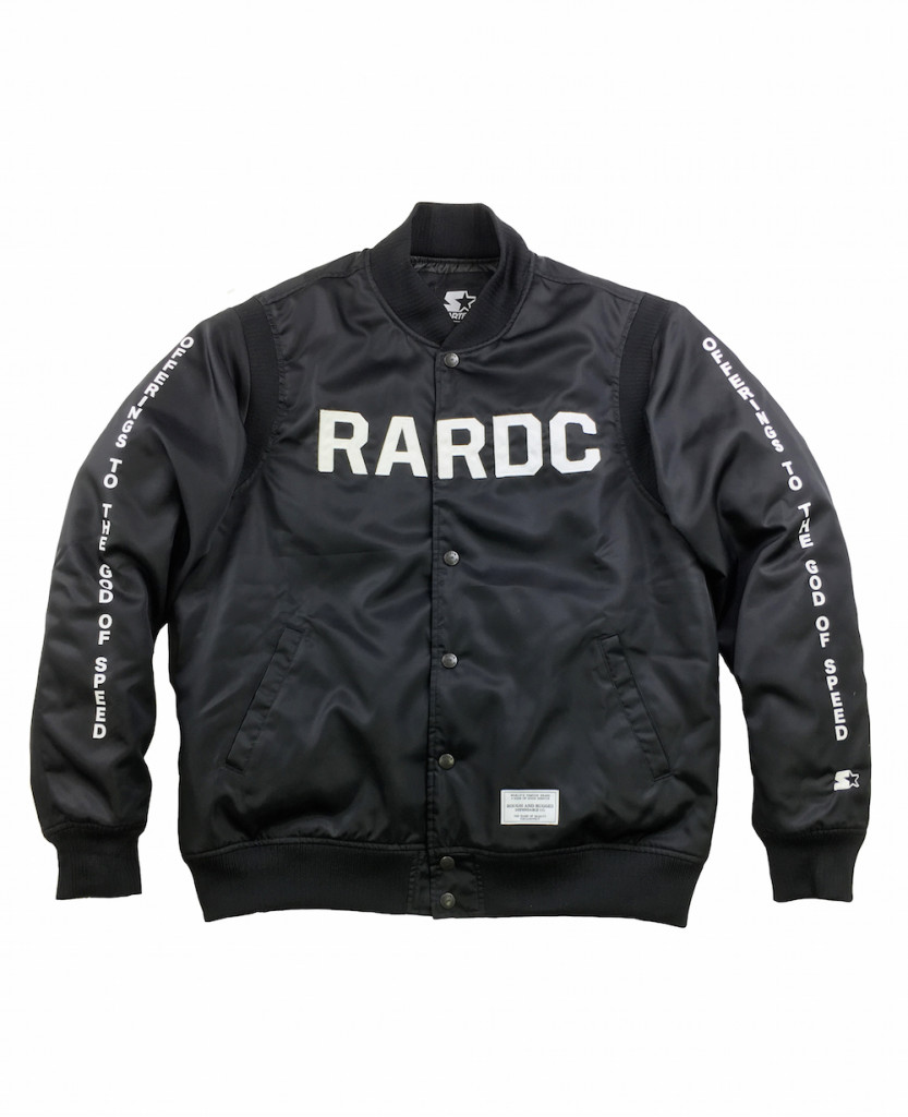 ROUGH AND RUGGED RARDC×STARTER