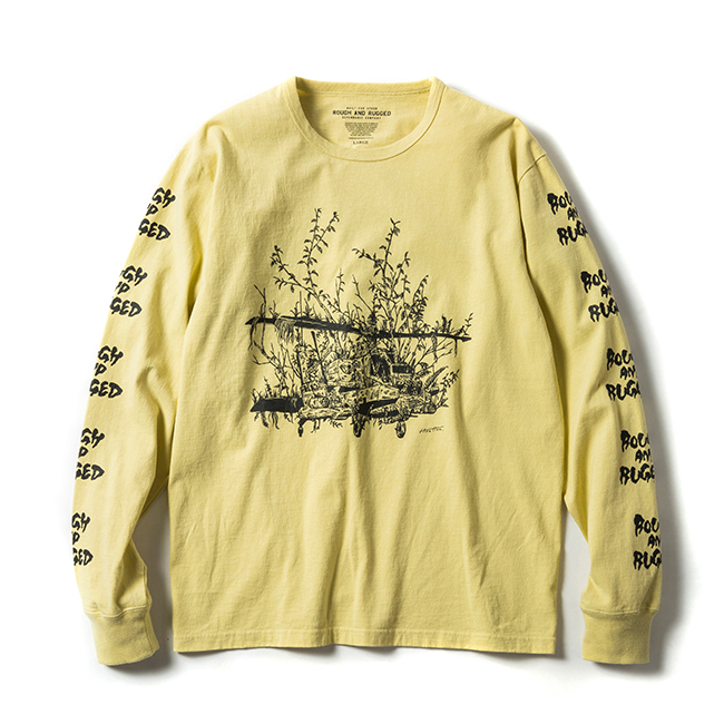 ROUGH AND RUGGED DESIGN LS-02