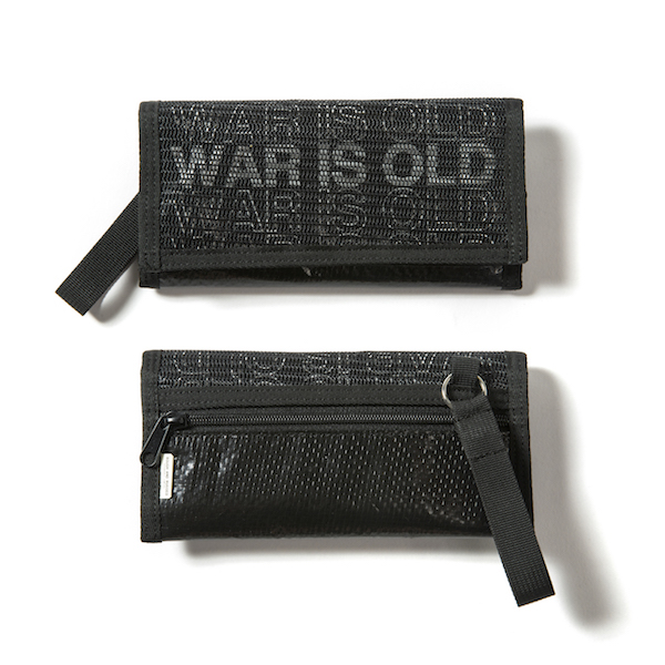 ROUGH AND RUGGED PE WALLET