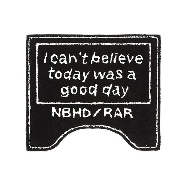 ROUGH AND RUGGED NBHD×RARDC TOILET RAG