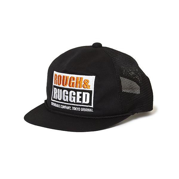 ROUGH AND RUGGED DESIGN CAP-04