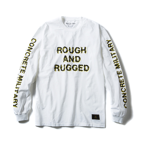 ROUGH AND RUGGED DESIGN LS-01