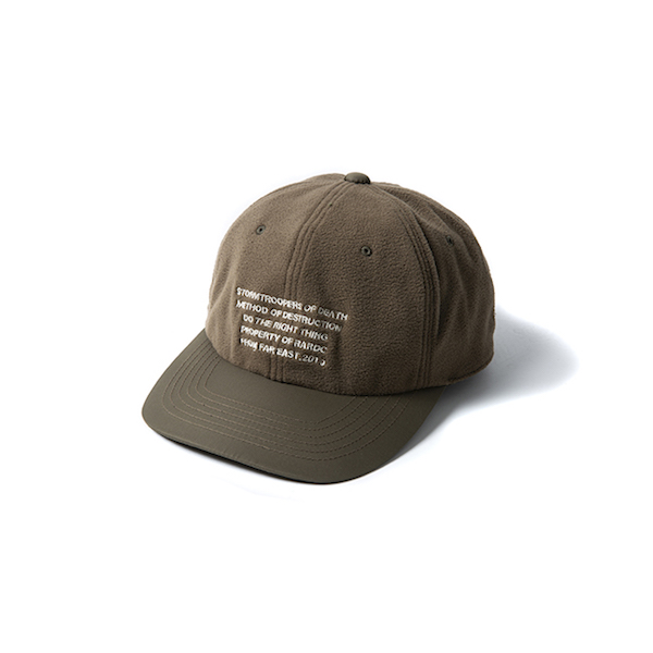 ROUGH AND RUGGED DESIGN CAP-02