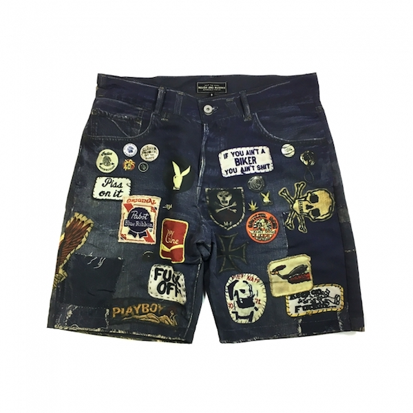 ROUGH AND RUGGED MOTORCYCLE SHORTS