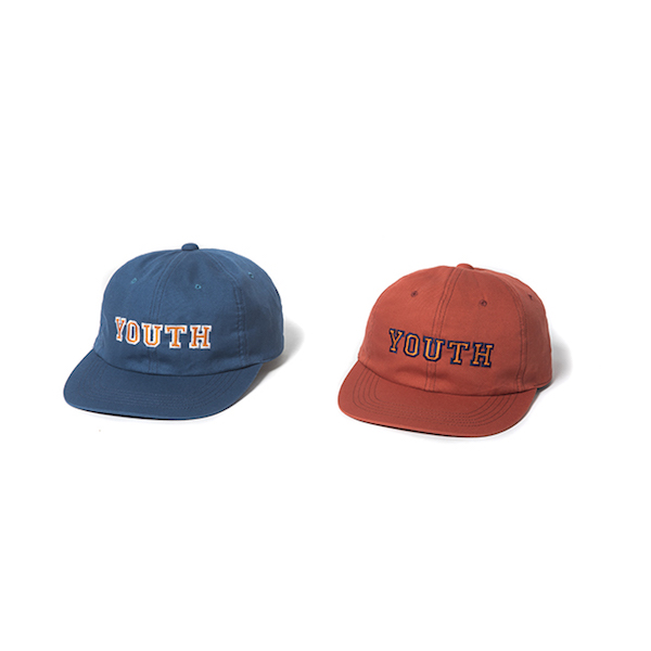 ROUGH AND RUGGED DESIGN CAP/YOUTH