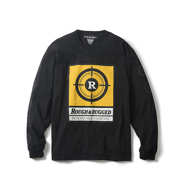 ROUGH AND RUGGED DESIGN LS/TARGET