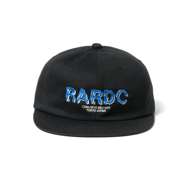 ROUGH AND RUGGED DESIGN CAP / RARDC