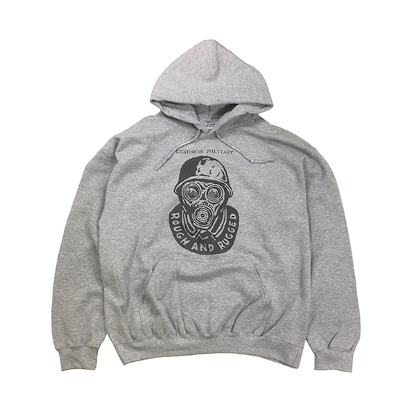 ROUGH AND RUGGED RR×NUTS HOODED