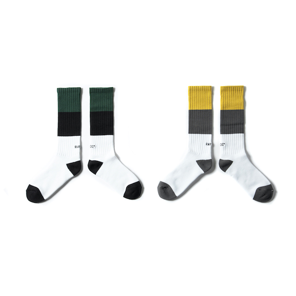 ROUGH AND RUGGED SOCKS LS