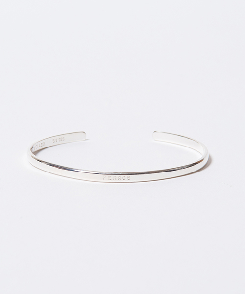 ROTTWEILER Silver Bangle