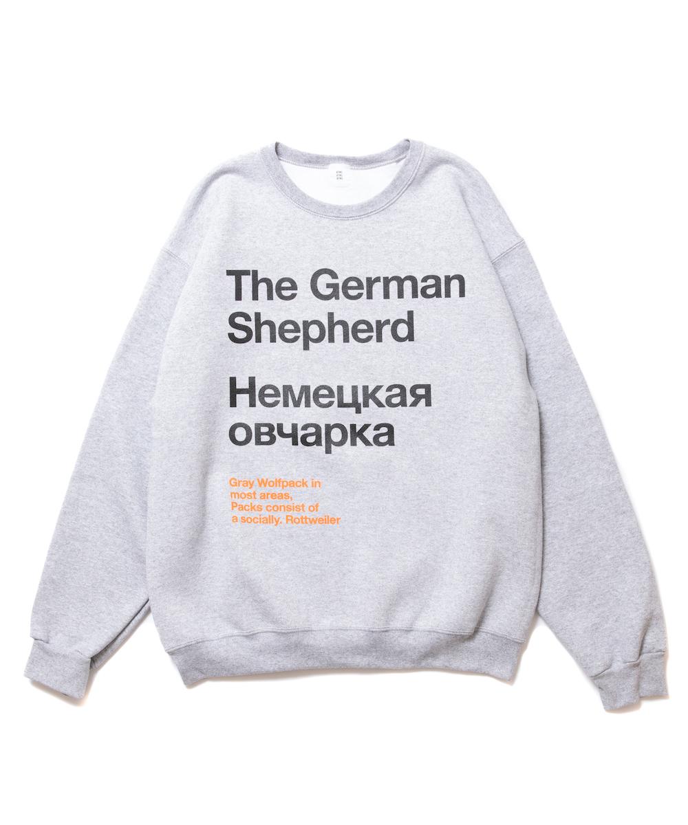 【ROTTWEILER】German Sweater