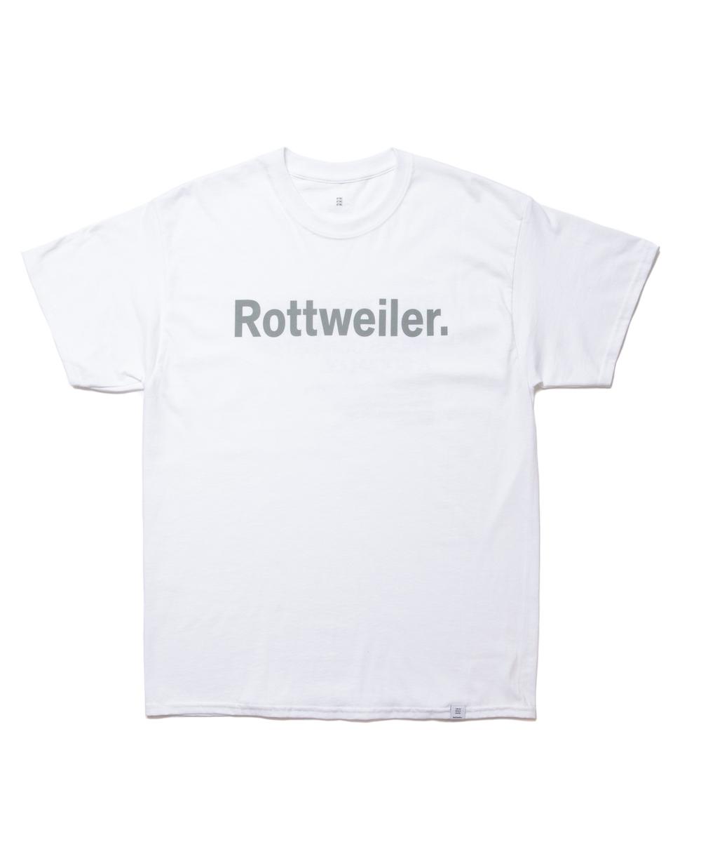 【ROTTWEILER】R.W Tee