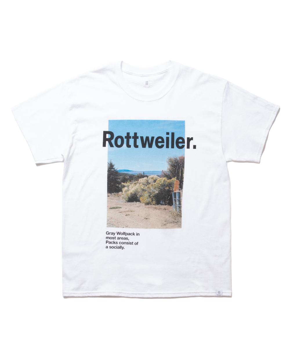 【ROTTWEILER】Desert Photo Tee