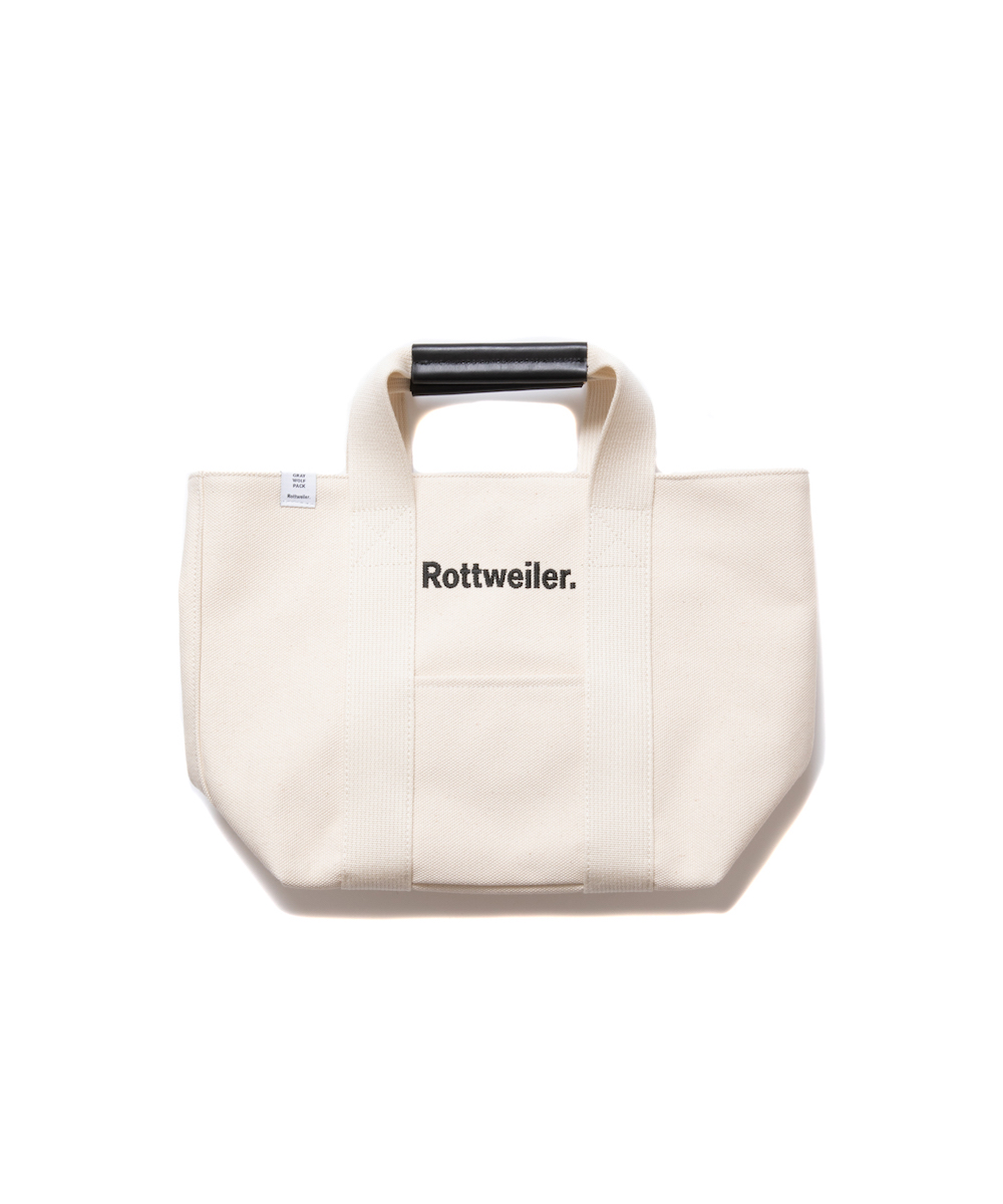 【ROTTWEILER】Canvas Tote Bag Small