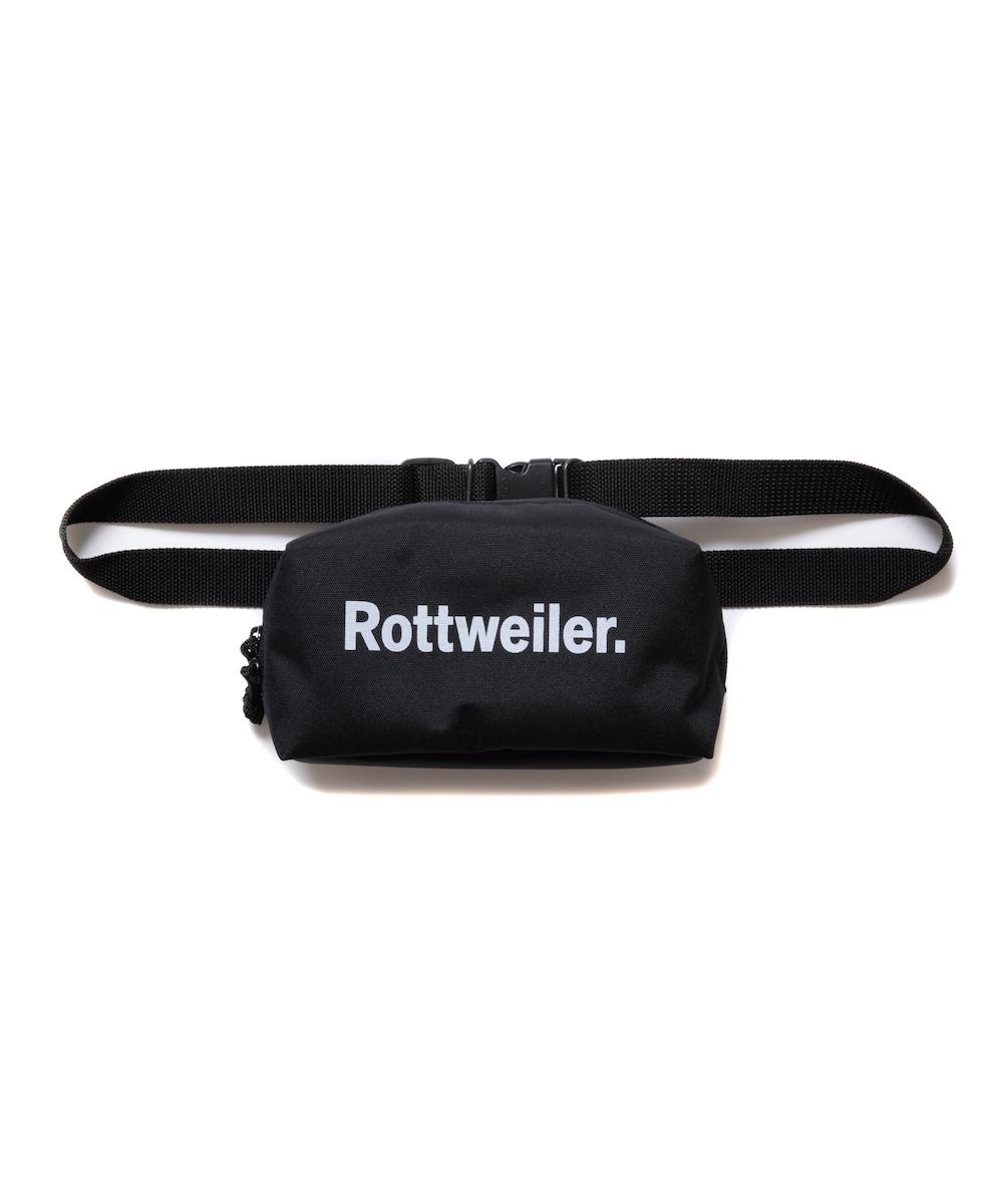 【ROTTWEILER】Small R.W Waist Bag