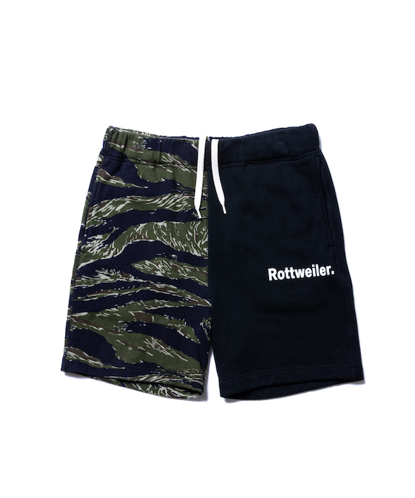ROTTWEILER MILITARY SWEAT SHORTS