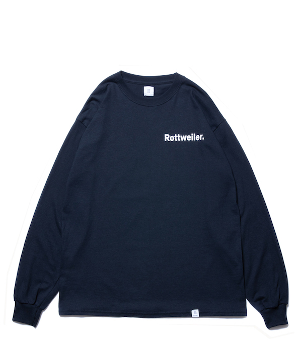 ROTTWEILER Small R・W LS Tee