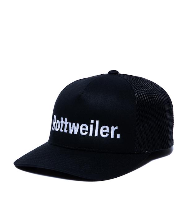 ROTTWEILER R・W MESH CAP