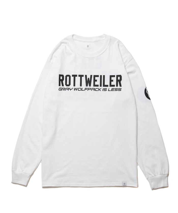 【ROTTWEILER】CLASSIC.LO.L/S TEE