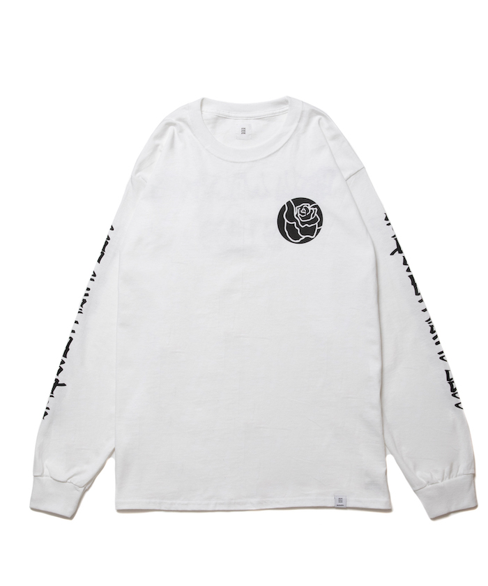【ROTTWEILER】TAGGING. L/S TEE