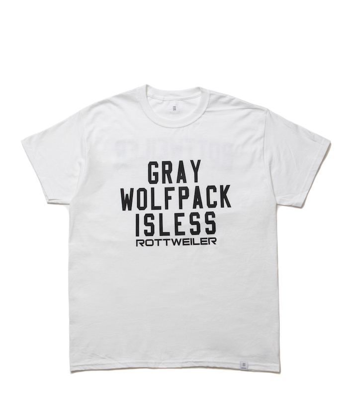 【ROTTWEILER】CLASSIC.LO.S/S TEE