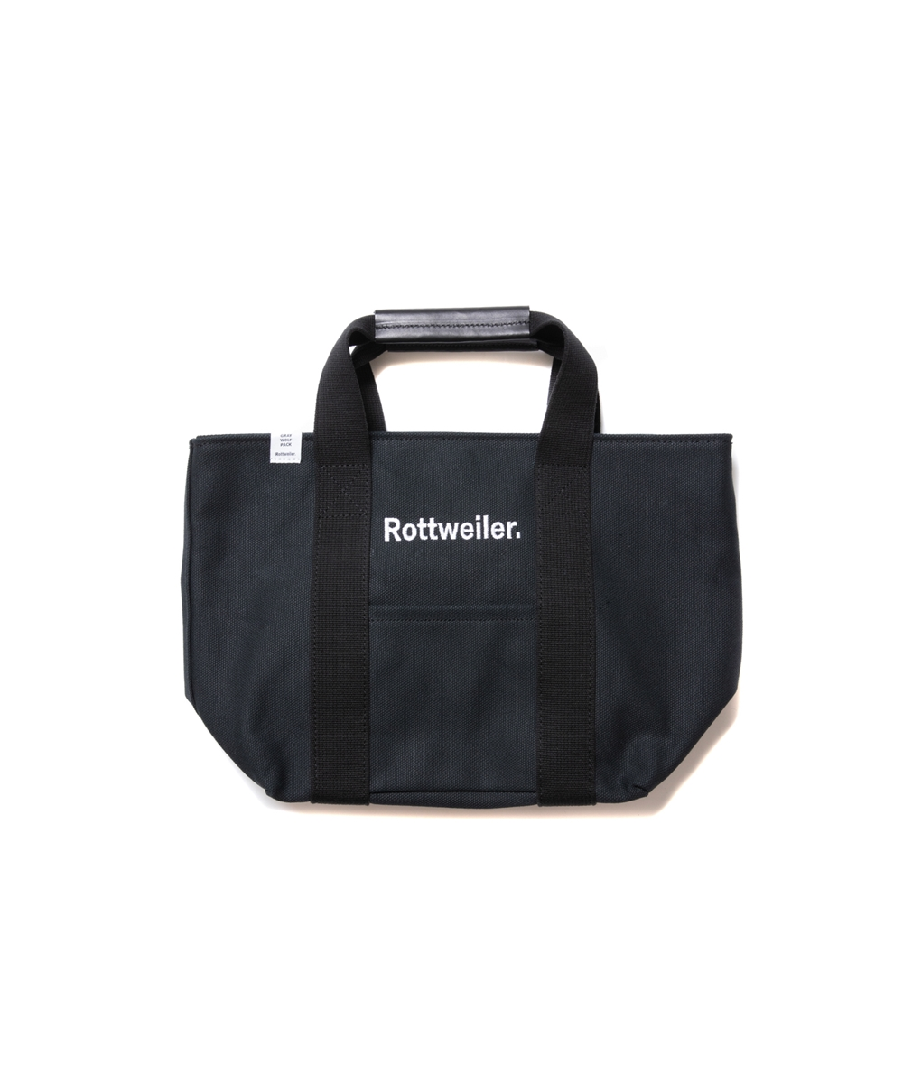 ROTTWEILER Canvas Tote Bag Small
