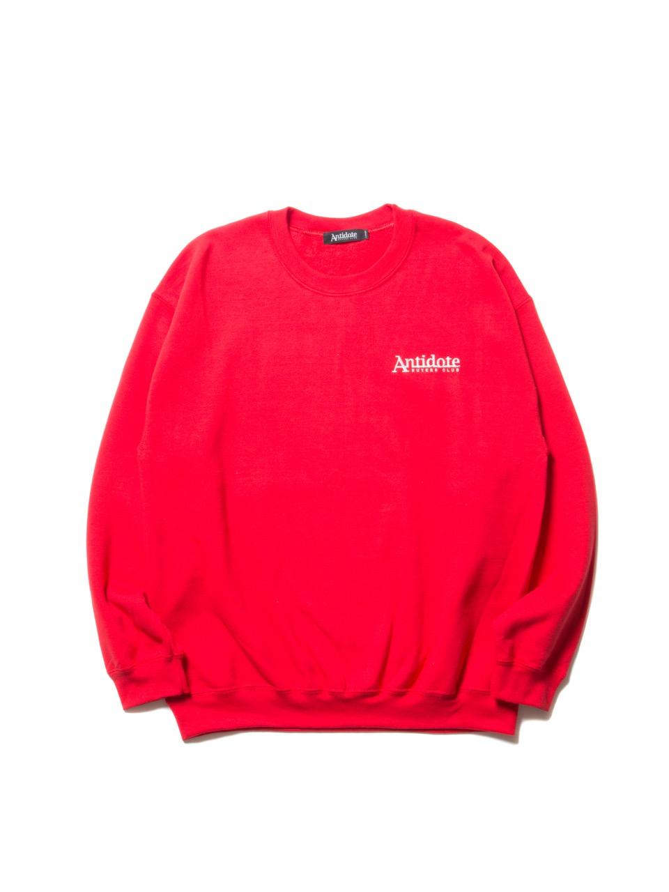 ANTIDOTE BUYERS CLUB Crewneck L/S Sweatshirt DETOXIFY