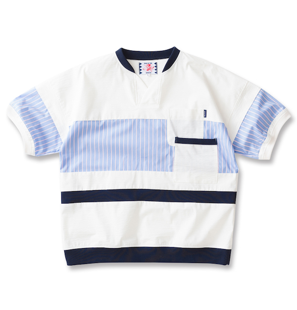 SON OF THE CHEESE cool max patch work TEE