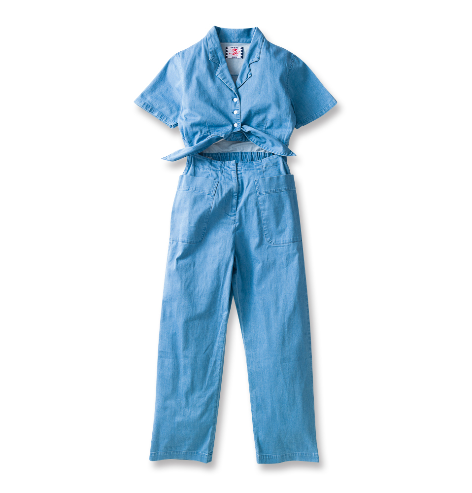 SON OF THE CHEESE MoonPatrol jumpsuit