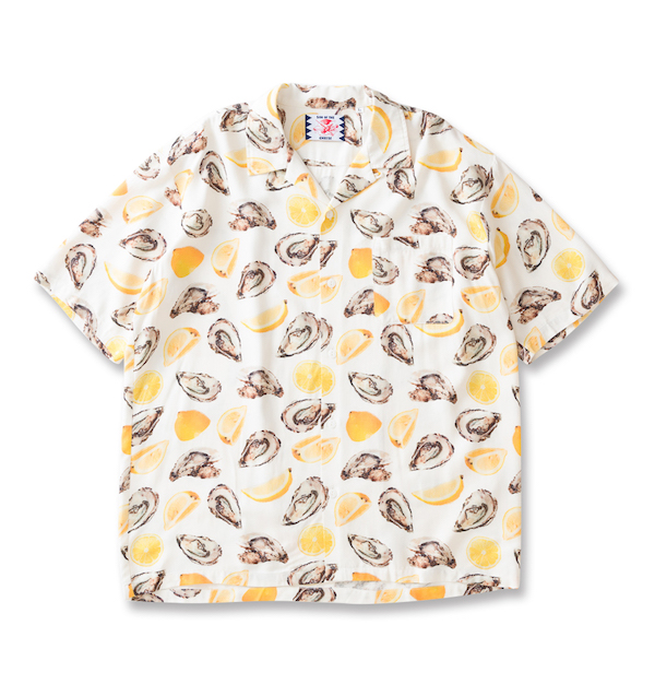 SON OF THE CHEESE Oyster shirts