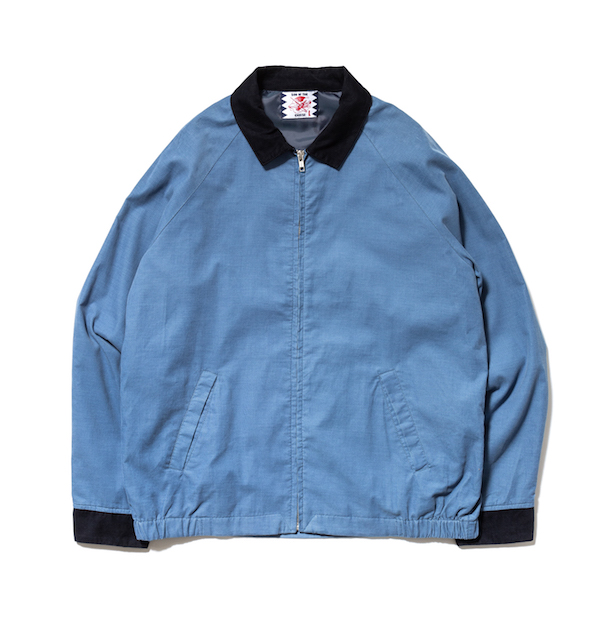SON OF THE CHEESE BLUE BIRDS JKT