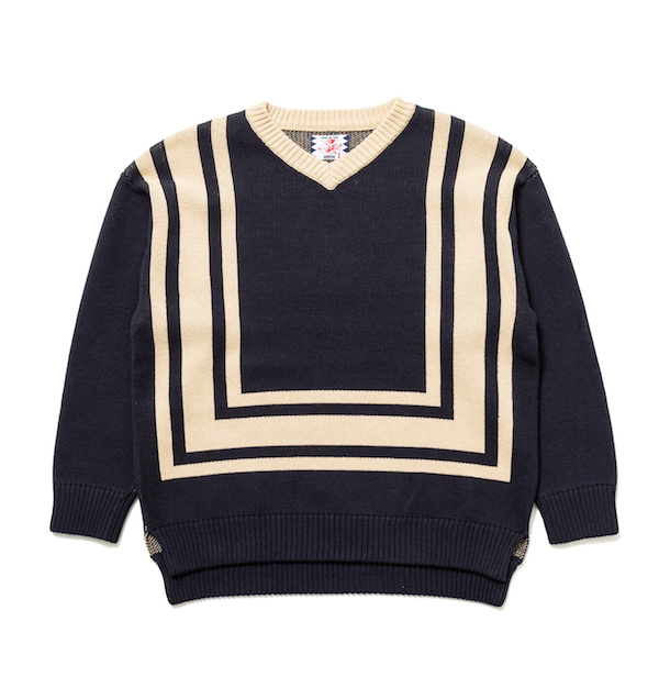 SON OF THE CHEESE SQUARE KNIT