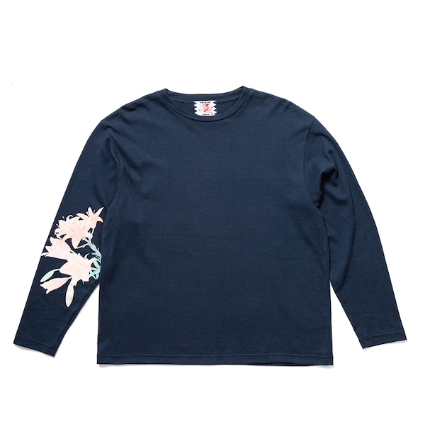 SON OF THE CHEESE Lily LS Tee