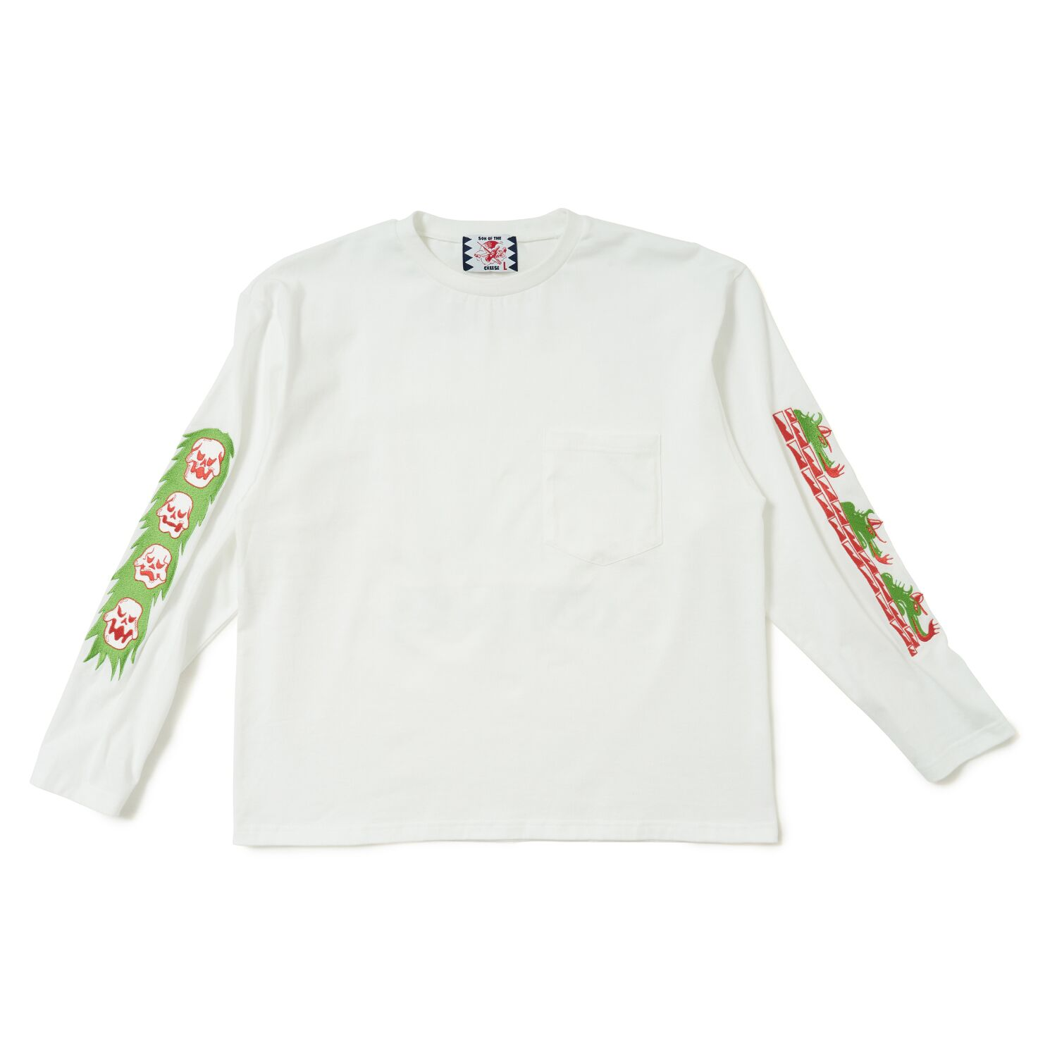 SON OF THE CHEESE Drag LS TEE