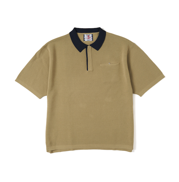 SON OF THE CHEESE Cleric Polo