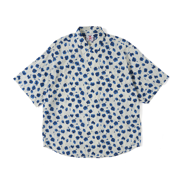 SON OF THE CHEESE Flower Shirt