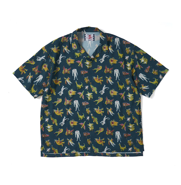 SON OF THE CHEESE Monster Shirt