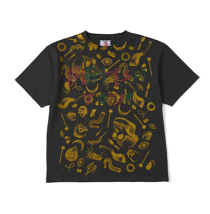 SON OF THE CHEESE FETISH TOUR TEE