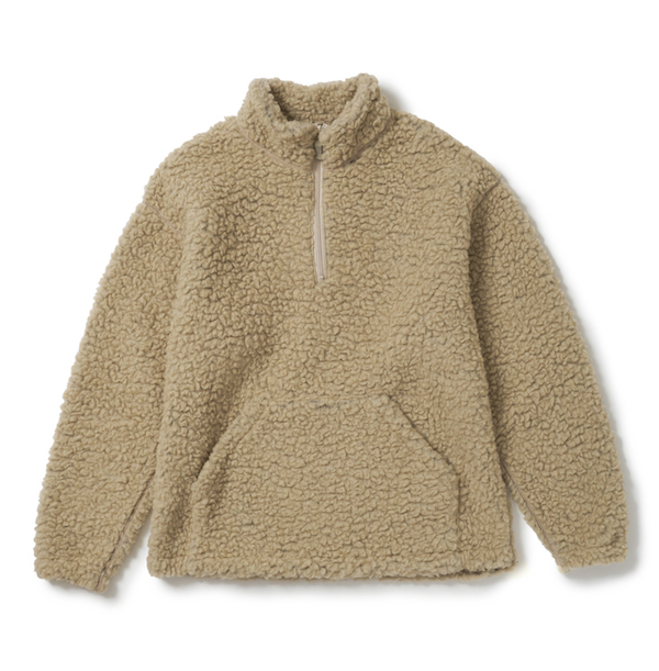 SON OF THE CHEESE Wool FleeseJKT