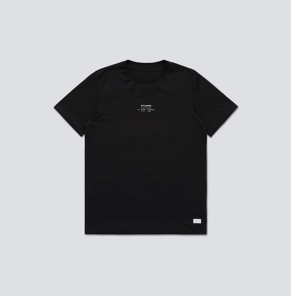 STAMPD Stacked Stampd Tee