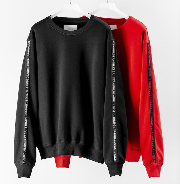 STAMPD Operation Pullover