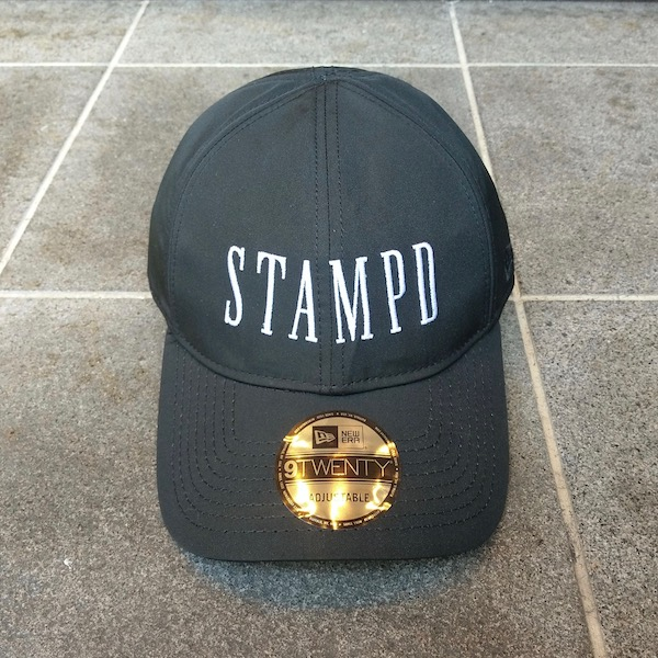 STAMPD × New Era Location Hat