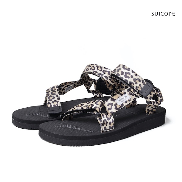 WACKO MARIA SUICOKE / BEACH SANDALS
