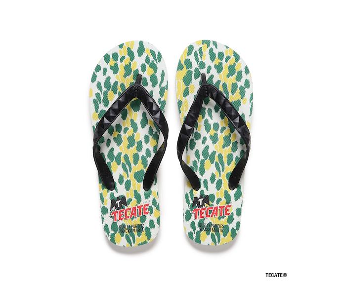 WACKO MARIA TECATE / HAYN / BEACH SANDALS