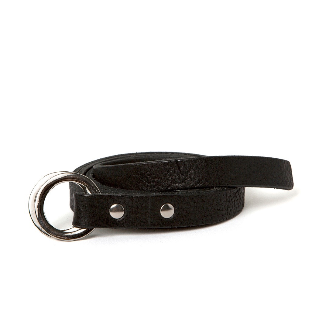 VLANK CONCEPT WEAR PLAYERS LONG LEATHER BELT