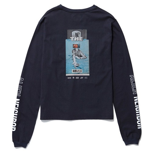 VCW Alien Neighbor L/S Tee