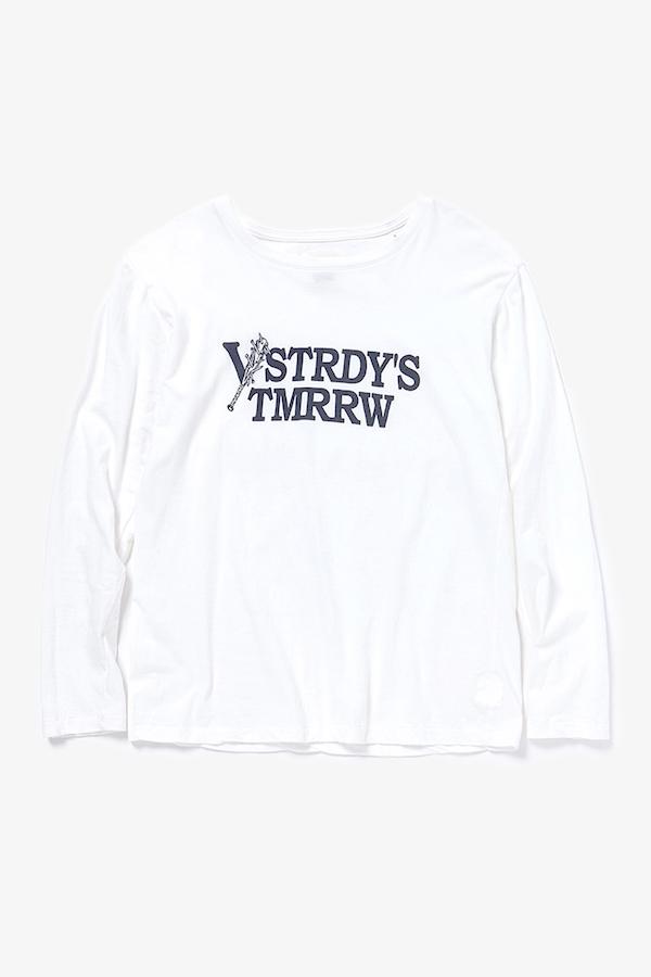YSTRDY'S TMRRW NEGAN L/S TEE