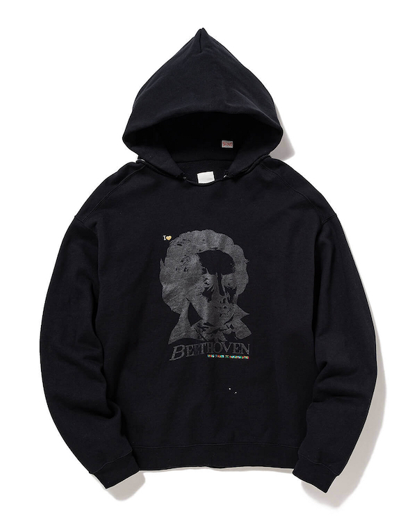 YSTRDY's TMRRW BAGGY PARKA × YOUNG & OLSEN The DRYGOODS STORE